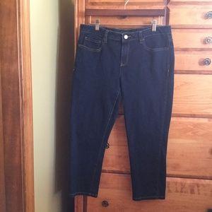 Michael Kors capri jeans